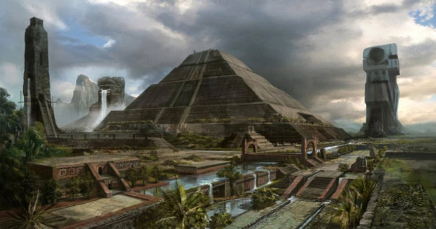 Кроссворд «Древние цивилизации»