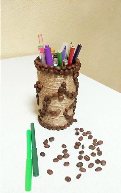 Cтакан для ручек и карандашей