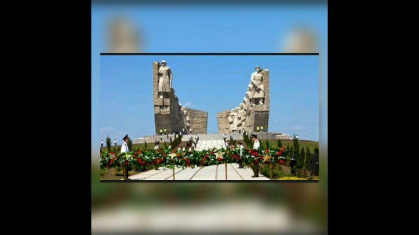Открытие Народного музейно-исторического комплекса «Самбекские высоты»