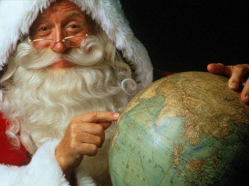 Виртуальное путешествие «Идёт по миру Новый год»