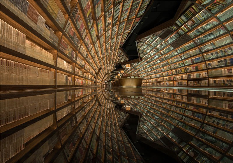 Виртуальная экскурсия «Самые необычные библиотеки мира»