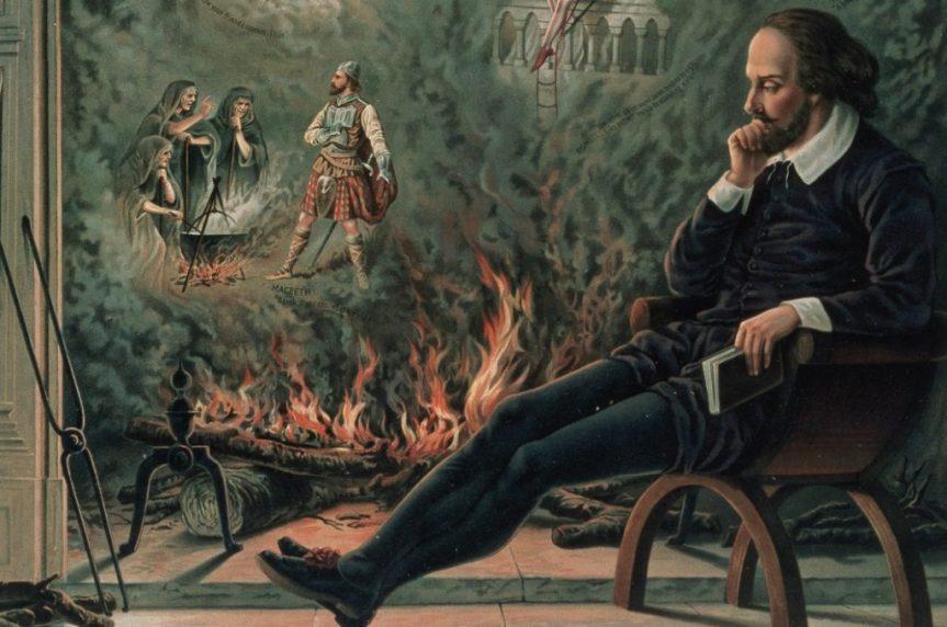 Уильяму Шекспиру была посвящена встреча в храме Георгия Победоносца.